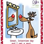 glen callum associates, tree, christmas, festive, recruitment, recruiters, cv, interviews, december, team, jumpers,