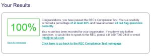 REC Compliance TEST
