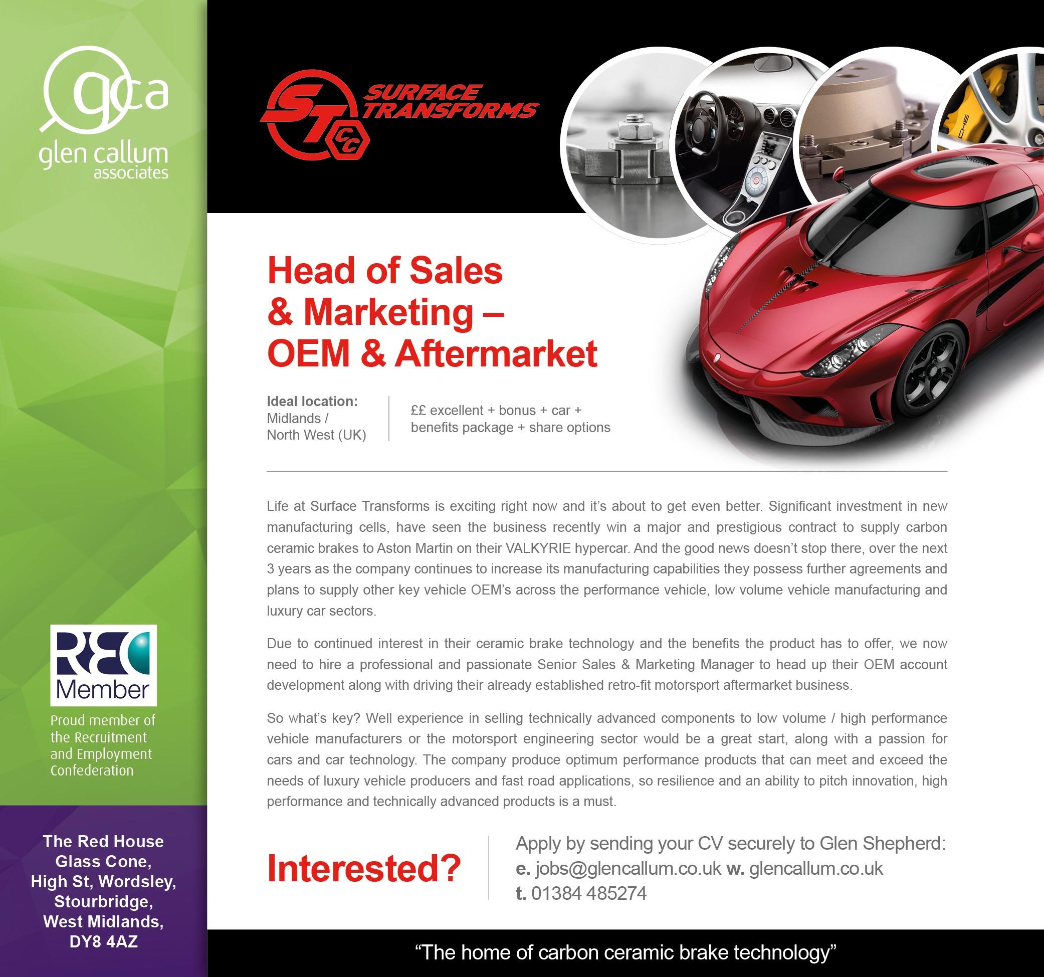 Automotive Diagnostics Jobs On The Increase Automotive Diagnostics Jobs On The Increase
