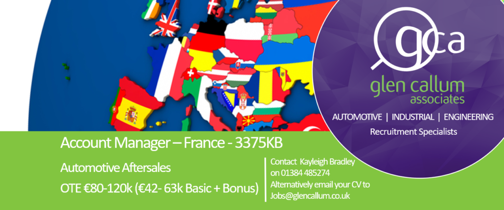 Account Manager jobs in Paris, Account Manager jobs in France, Automotive jobs in Paris, Automotive jobs in France, Automotive Account Manager, Aftersales, Aftermarket, OEM's, OE's, OEMs, Original Equipment Manufacturer, Vehicle Manufacturer, Parts, Trade Parts, Jobs is Paris, Jobs in France