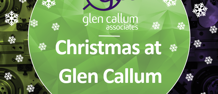 glen callum associates, tree, christmas, festive, recruitment, recruiters, cv, interviews, december, team, jumpers,
