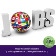 International recruitment agency uk