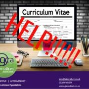 CV help