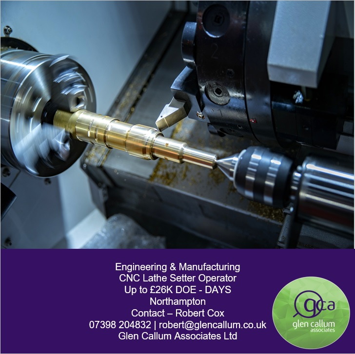 CNC jobs