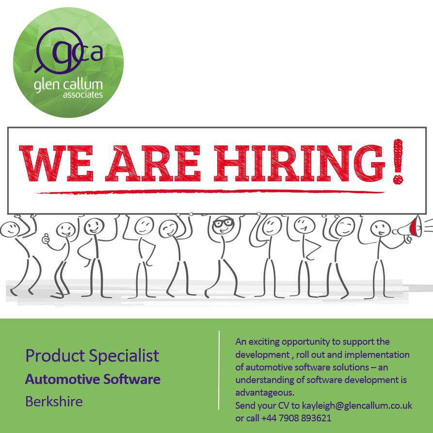 product specialist job